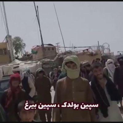 Talibanit liikehtivät taas