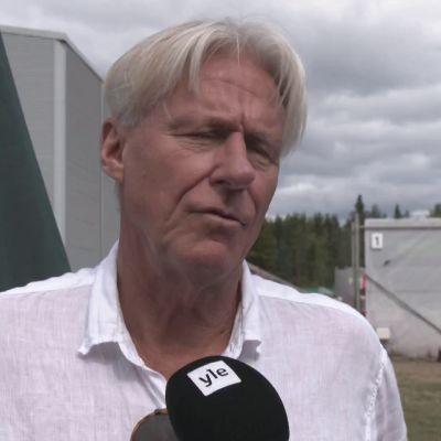 Björn Borgin poika Leo mukana Tampereen kovatasoisessa tennisturnauksessa