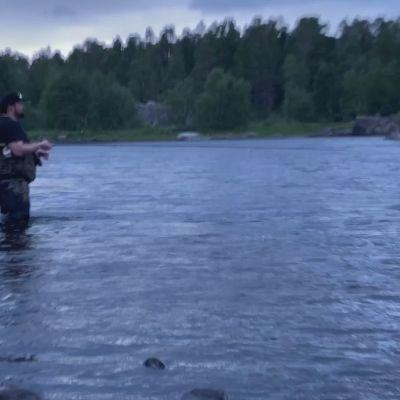Kalastuksen suosio on lisääntynyt