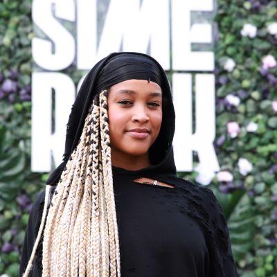 """Rap-artisti Yeboyah tunsi heti olonsa kotoisaksi Simerockissa: """"On tosi tärkeää päästä bailaamaan ihmisten kanssa"""""""