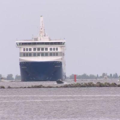 Tältä näyttää Merenkurkun uusi laivaa Aurora Botnia - katso kuvat aluksen sisältä