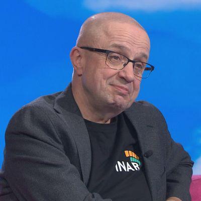 Ilmakehätutkija Markku Kulmala istuu Puoli seitsemän -ohjelman vieraana.