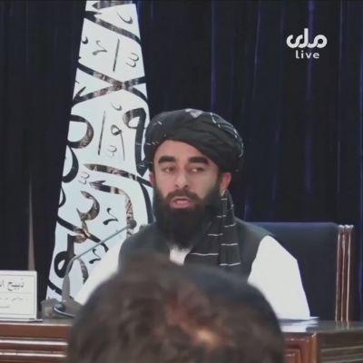 Taliban ilmoitti hallitusnimityksistä Afganistanissa