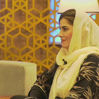 Afganistanilaista naistoimittajaa ei pelota haastatella Talibanin johtajia