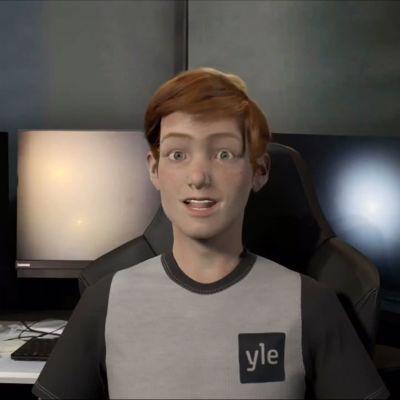 Virtuaalinen vaikuttaja Wiley