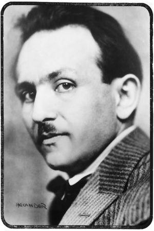 Boris Sirob, vuodesta 1935 Sirpo 1920-luvulla.