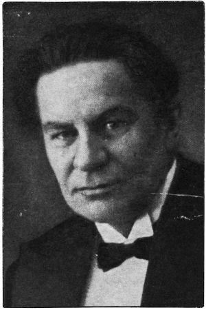 Säveltäjä Toivo Saarenpää.