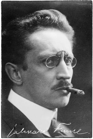 Jalmari Finne 1920.