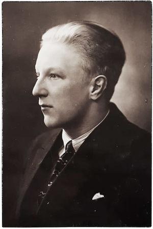 Willy Sirob Viipurissa n. vuonna 1930.