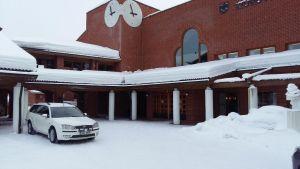 Kommunhuset i Kiuruvesi.
