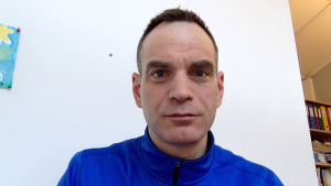 Den norska forskaren Øistein Svanes.