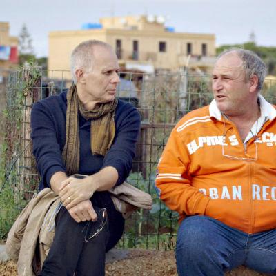Tillbaka till Lampedusa