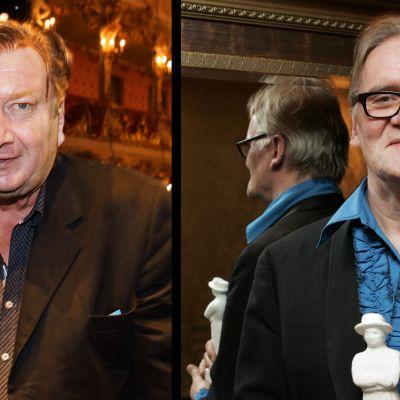 Aki Kaurismäki ja Markku Pätilä.