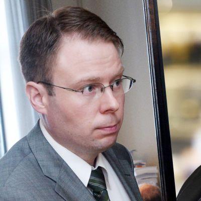 Vesa-Matti Saarakkala ja Pentti Oinonen