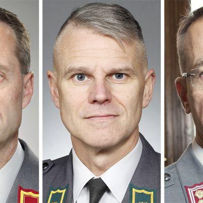 Ilkka korkiamäki, Pasi Välimäki ja Mika Kalliomaa