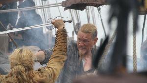 Christian Arnold och Ville Virtanen i Heroes of the Baltic Sea