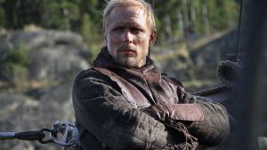 Sampo Sarkola i tv-serien Heroes of the Baltic sea