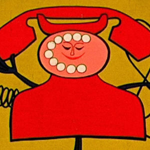 Piirroskuva puhelimesta