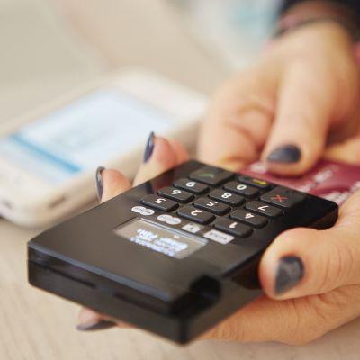 korttimaksulaite