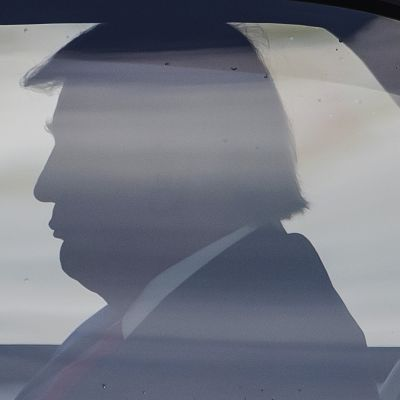 Kuvassa on  Donald J. Trump.