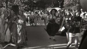 Från festivalens första år 1988.