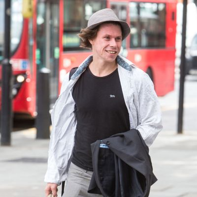 Lauri Love Lontoossa 25. heinäkuuta.