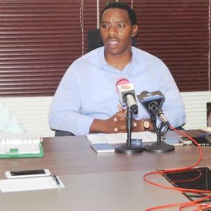 Paul Makonda är guvernör i Dar es-Salaam som inledde en kampanj mot hbtq-personer för några år sedan.