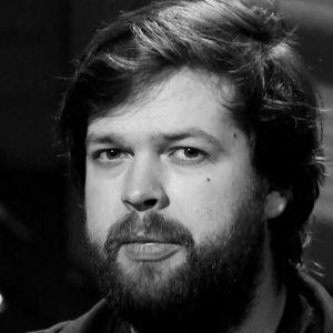 Kirjailija, näytelmäkirjailija Johannes Ekholm