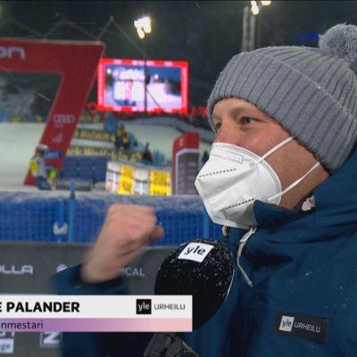 """Kalle Palander herkistyi suomalaissensaatiosta Levillä: """"Pitkästä aikaa tekemisen meininkiä!"""""""
