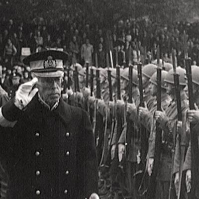 Skandinavien i Hitlers järngrepp