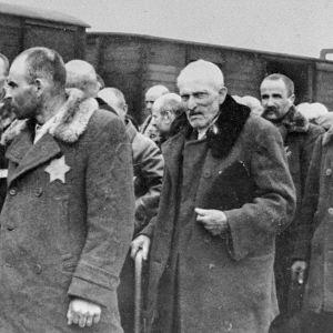 Entiset SS-sotilaat joutuivat oikeuden eteen syytettynä Auschwitz-Birkenaun keskitysleirillä tapahtuneista rikoksista.