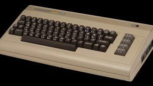 Commodore 64 tietokone