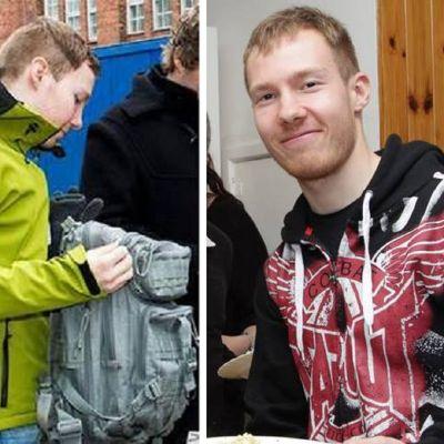 Simon Lindell, försvunnen den 12 april 2014.