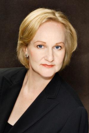 Oopperalaulaja Kirsi Tiihonen.
