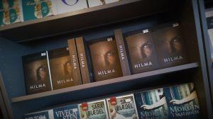Óskar Gudmundssons debutdeckare Hilma