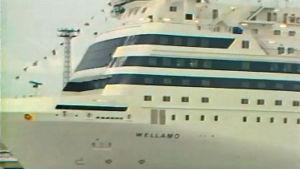 Bild på ett fartyg 1986