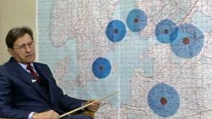 Niilo Korhonen berättar om radioaktivitet
