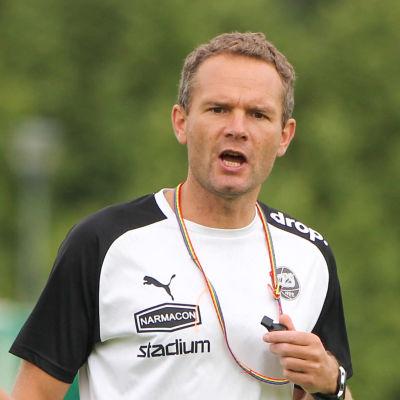 Jonatan Johansson leder TPS 2020.
