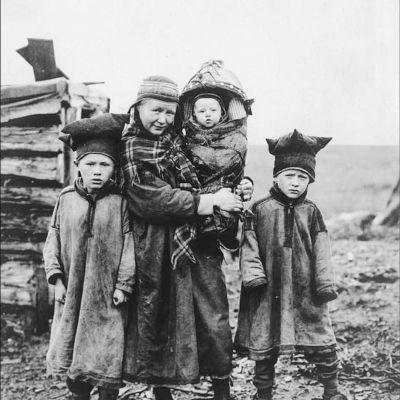 Alaska Sámit 1800-logu loahpas