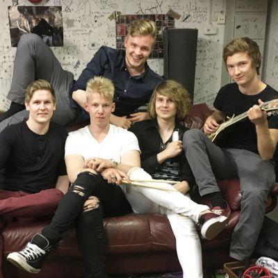 The Youths -yhtyeen jäsenet