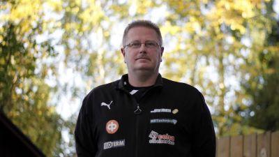 Glenn Lignell i Sportmåndag 5.10.2015