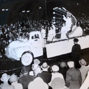 luciakortegen 1951