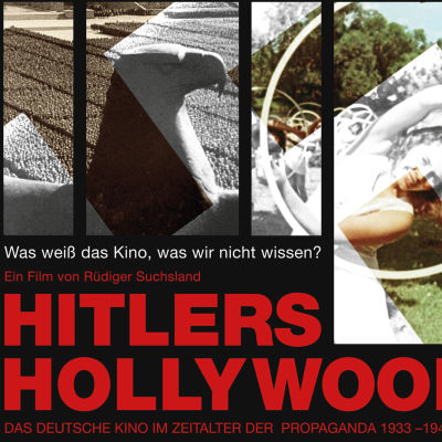 Dokumenttielokuvan Hitlerin Hollywood (2017) juliste.