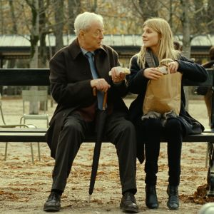 Mr. Morgans Last Love, Michael Caine, Clémence Poésy