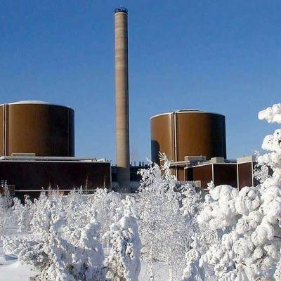 Kärnkraftverket i Lovisa.