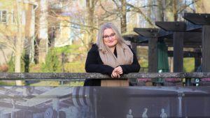 Andrea Degerlund.