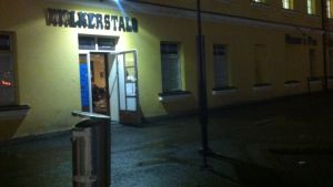 Walkers café i Helsingfors.