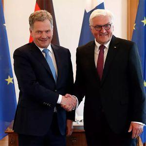 Tasavallan presidentti Sauli Niinistön isännöimaan tilaisuuteen osallistuu mm. Saksan liittopresidentti Frank-Walter Steinmeier.