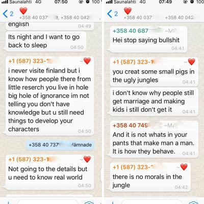 vad man ska skriva på dating webbplatser meddelanden inte dejta 25