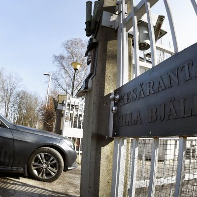Pääministerin virka-asunto Kesäranta  Helsingissä